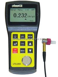 Ultra Precise Ultrasonic Thickness Gauge