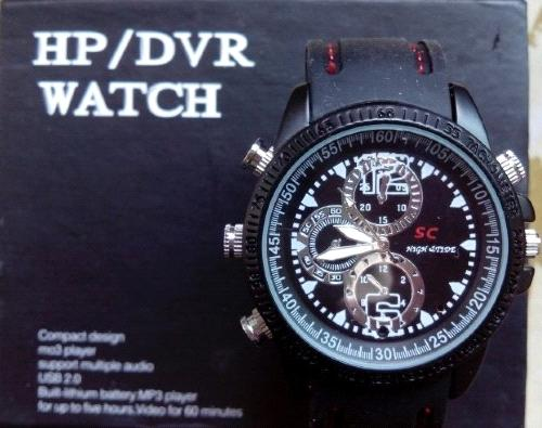Waterproof DVR Watch,Watch DVR,Watch Camera,Spy Watch WD1