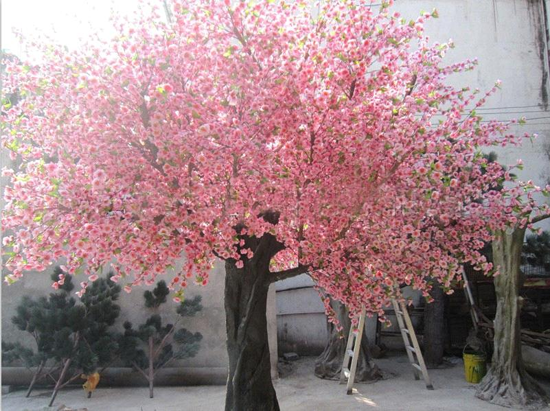 Wholesale artificialfakeman made peach blossom tree silk flower wholesale artificialfakeman made peach blossom tree silk flower artificial plant mightylinksfo