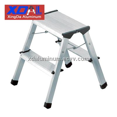 XD-S-200 Aluminium portable folding step ladders with platforms