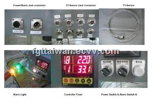 TY04-08 Multi-Temperature Control Systems