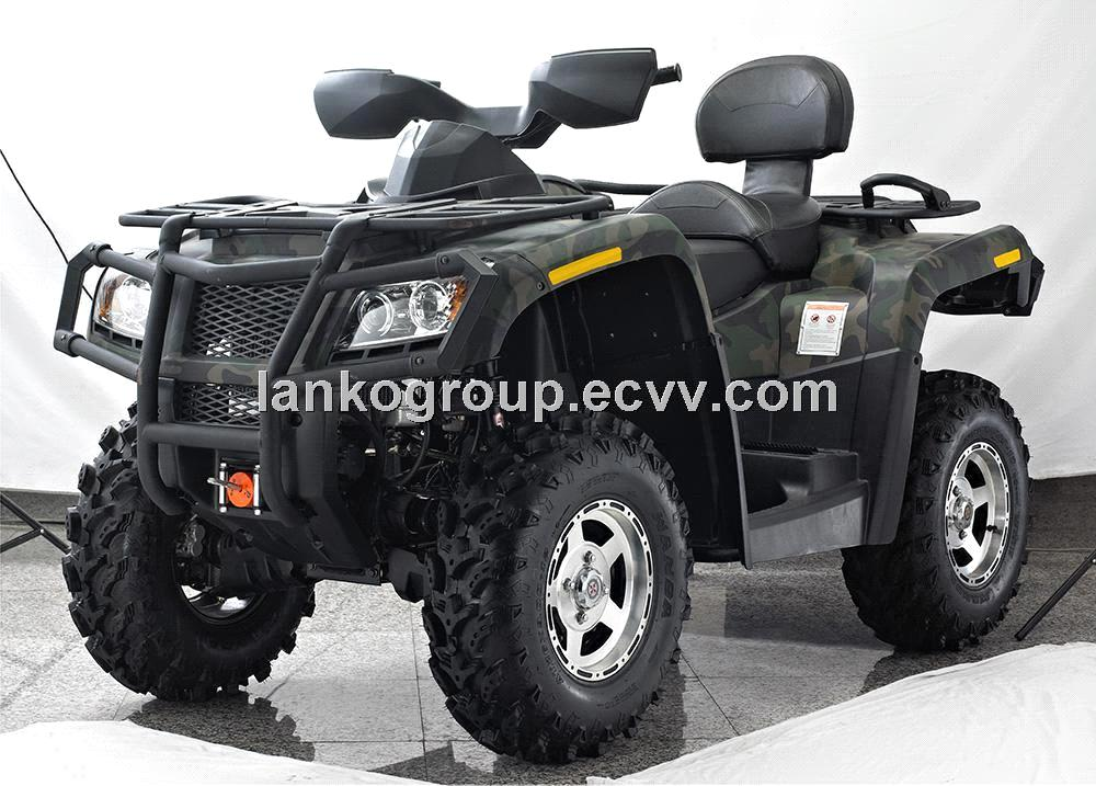 800CC EFI Automatic  4*4WD ATV Double Seats  for  2persons