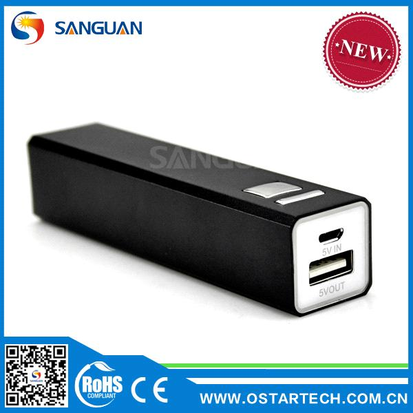 2200 mah USB Best Portable Battery Pack for Phone