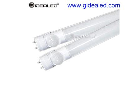 22W Motion Sensor T8 LED Tube Lights, 1500mm LED Lamp with PIR Sensor in the car park