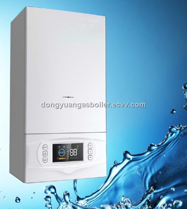 European style wall mounted gas boiler for radiator and floor ...