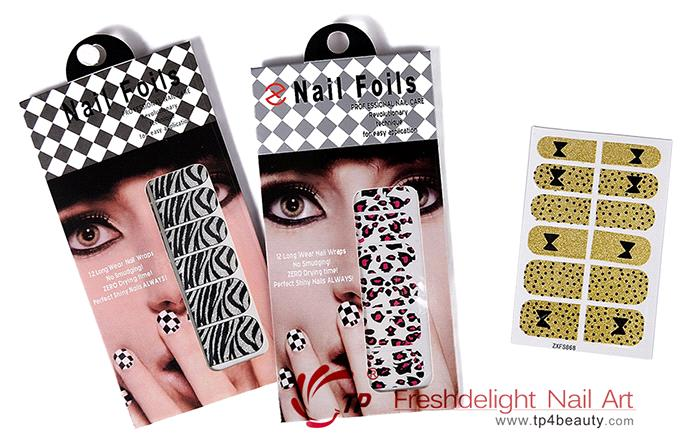High quality Nail Foil Stickers purchasing, souring agent | ECVV.com ...