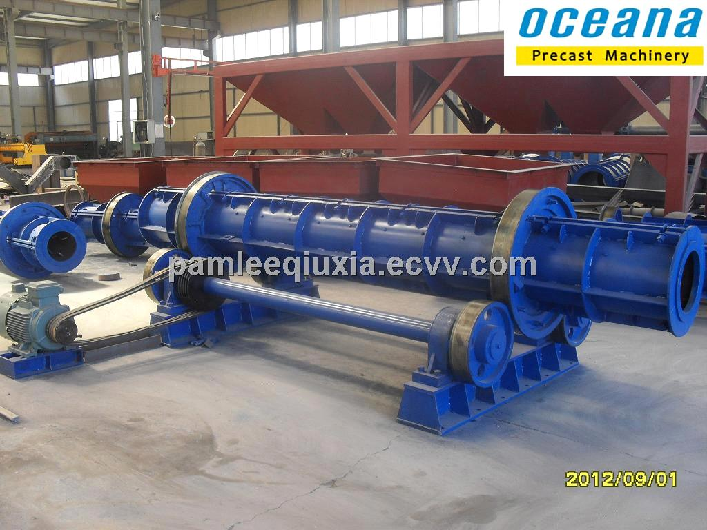 LWC serice Centrifugal Spinning Concrete Pipe machine with competitive  price and good quality