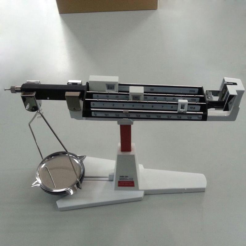 MB-311 0 1g Mechanical Quadruple Beam Balance Scale