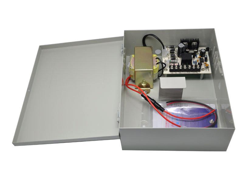 ML-AC10 Door Access Control Power Supply Unit battery backup( inside the case  sc 1 st  ECVV.com & ML-AC10 Door Access Control Power Supply Unit battery backup ...