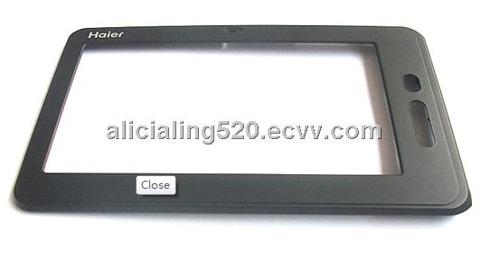 PVC / PMMA Cold Runner Mold Plastic Injection SR 19 For Computer