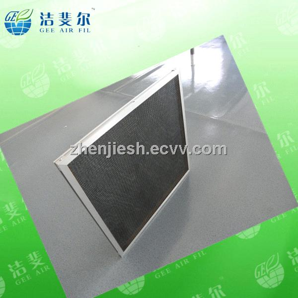 Primary efficiency Nylon mesh panel pre air filter