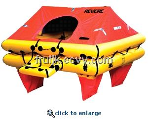 Revere Offshore Elite 6 Person Liferaft - Container Pack