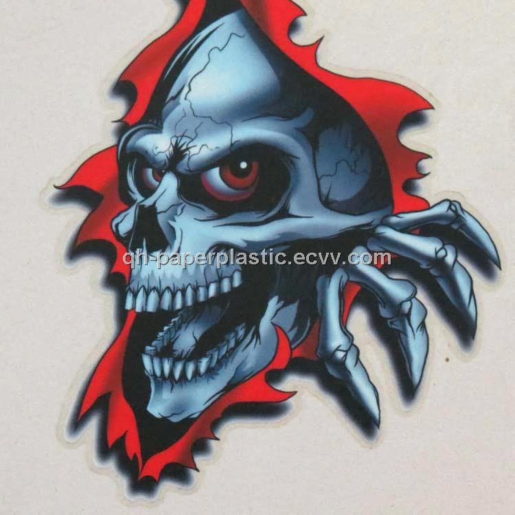 Sell Skull StickerJHCT M Car DecalCar StickerCar Stickers - Stickers on motorcycles