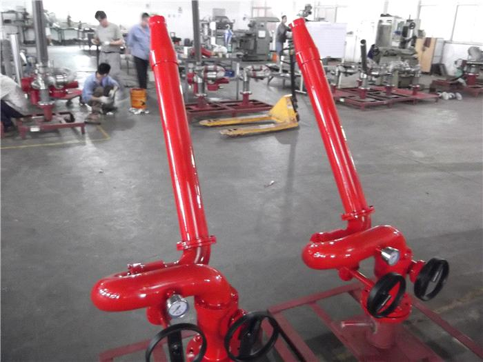 Ship water fire fighting sprinkler equipment (fire fighting system)