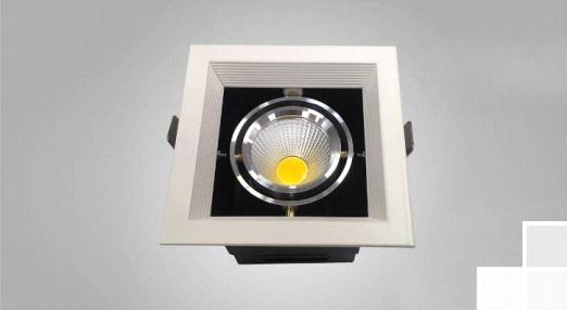 Single Head LED Bay Series 10W