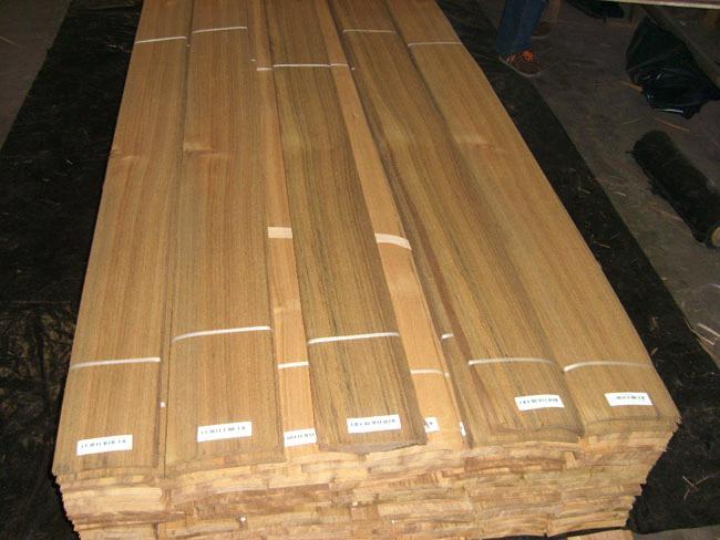 Slice Burma Teak Wood Veneer From China Manufacturer