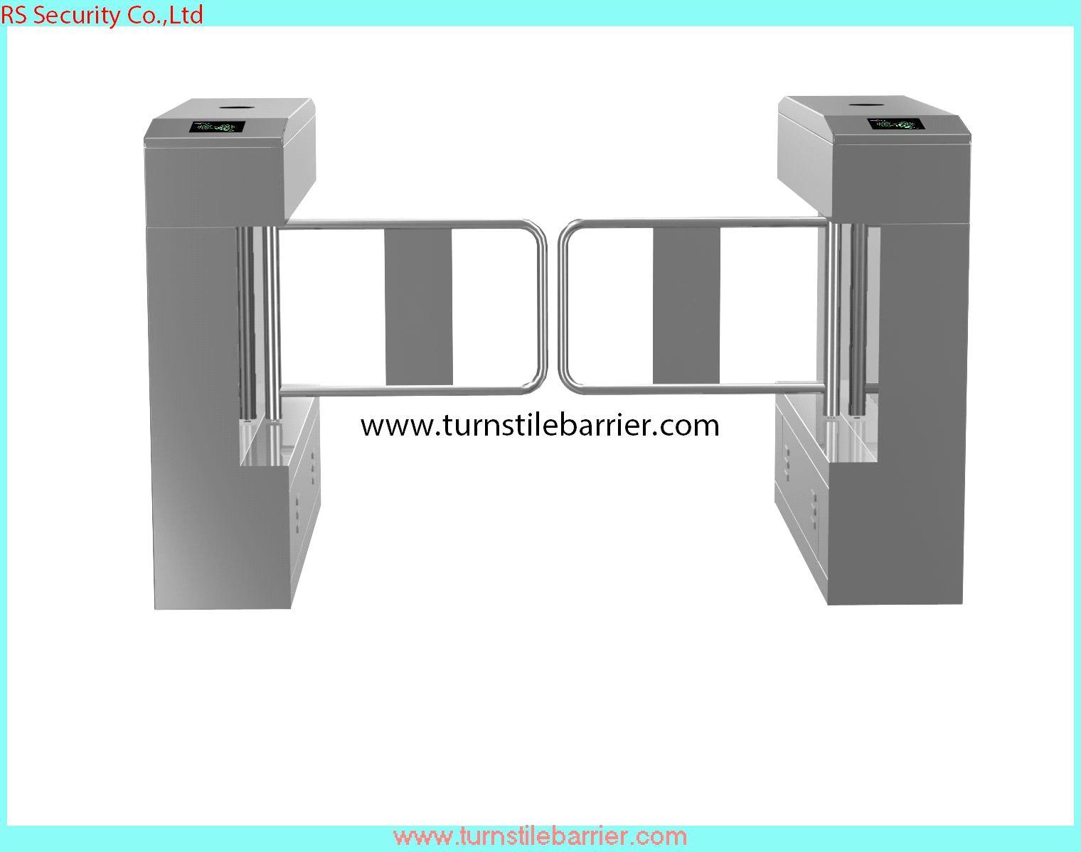 Swing Channel, Swing Gate Turnstile, Swing Turnstile Barrier for Access  Control