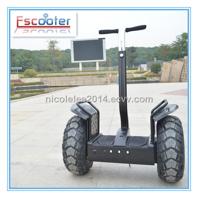 Stand Up Electric Scooter >> Two Wheel Stand Up Balance Electric Bike Electric Motorcycle For