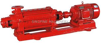 XBD-W Series Horizontal Centrifugal Fire Pump , Multistage Fire Fighting Pumps
