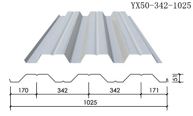 Steel Decking Slab : Concrete floor decking metal sheet steel