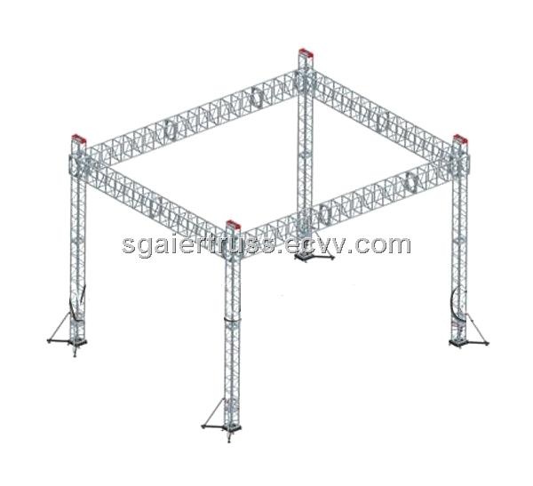 Lighting Truss Aluminum Stage Light Design