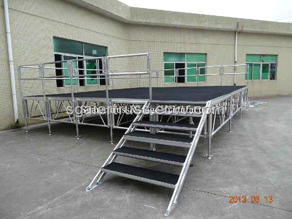 portable stage rental concert stage mobile stage