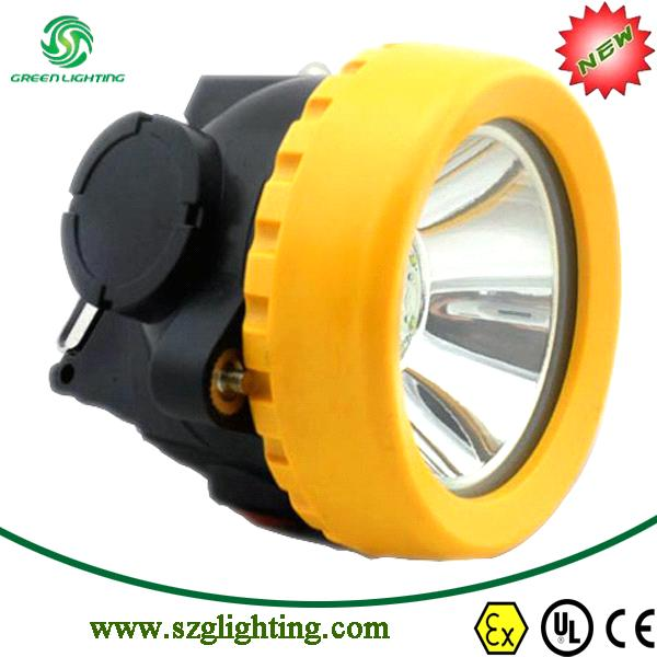 underground mining safety led coal miner cap lamp