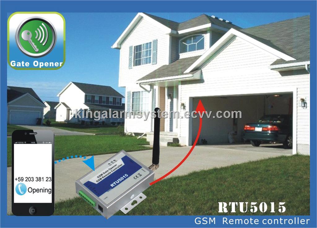 GSM door lock RTU5015,up to 999 users mobile phone control Andriod IOS APP