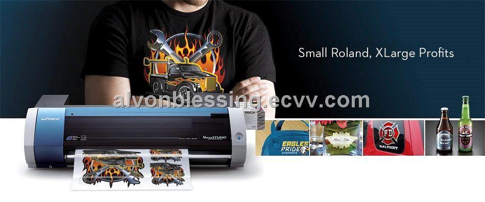 Sale Original New Roland VersaStudio BN-20 20 inch Desktop T-Shirt Printer  Cutter