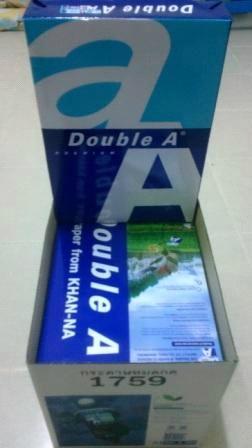 Double A4 Copy Paper 70,75,80gs