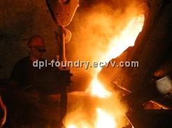Foundry cast iron