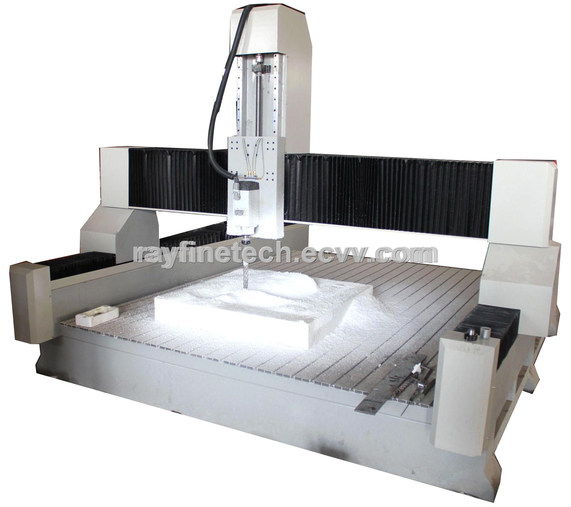 Foam Cutting CNC Router Machine