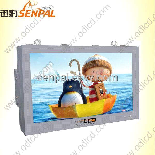 55''  OD55L02 wall mounting outdoor advertising player ,outdoor digital signage