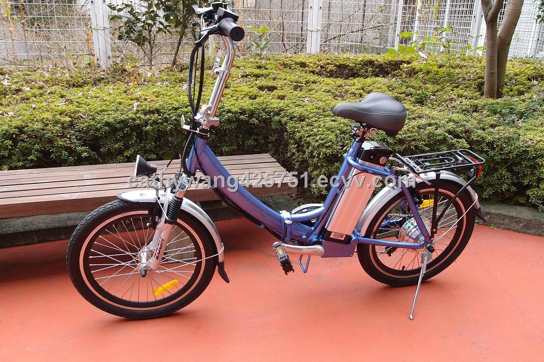 20 Alloy folding electric bike CF-TDN02Z