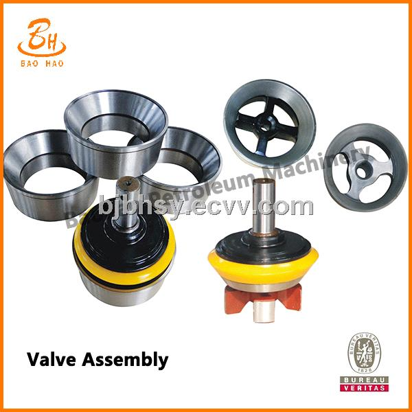 API F1600 Drilling Mud Pump Parts Hydraulic Valve Assembly
