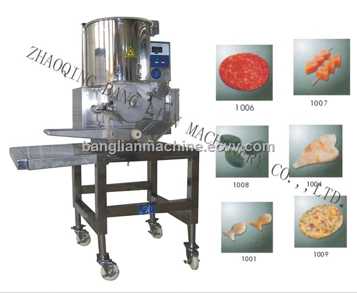Automatic Hamburger Patty Making Machine