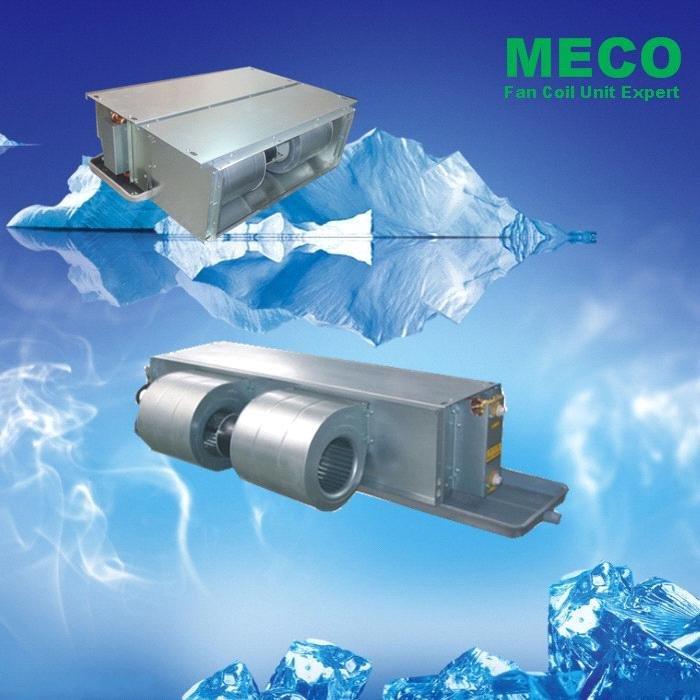 Ceiling concealed duct fan coil unit-1RT