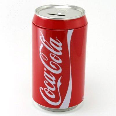 d42e7e954656 Coke can shape tin box T-shirt packaging box underwear packaging box ...