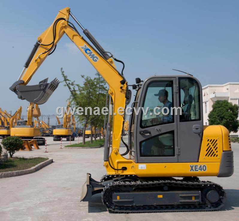 XCMG Excavator for construction