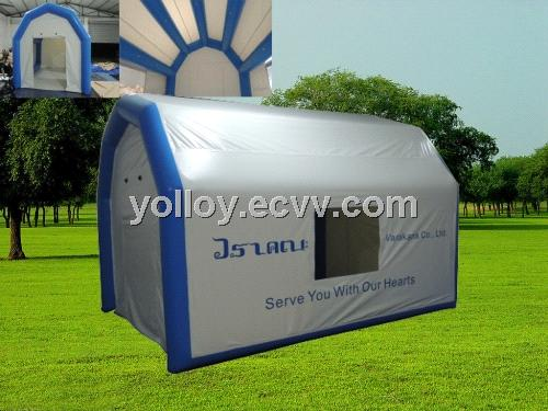 Easy Set up Inflatable Air Frame Cube Tent for C&ing Outdoor Family Tent Car Tent : inflatable family tents - memphite.com