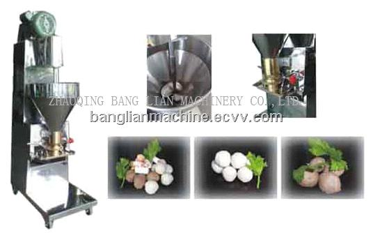 Fish Ball Forming Machine