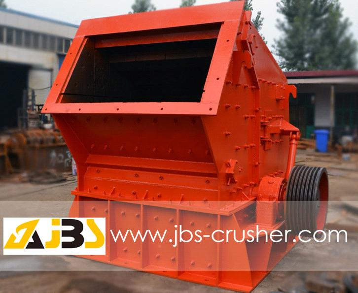 Impact Crusher Breaking Hard Rock with High Capacity