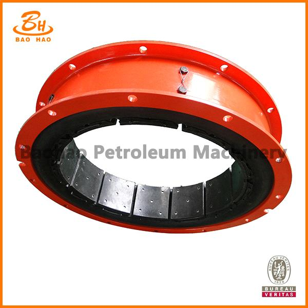 LT500/125T Drilling Pneumatic Friction Clutch Manufacturer