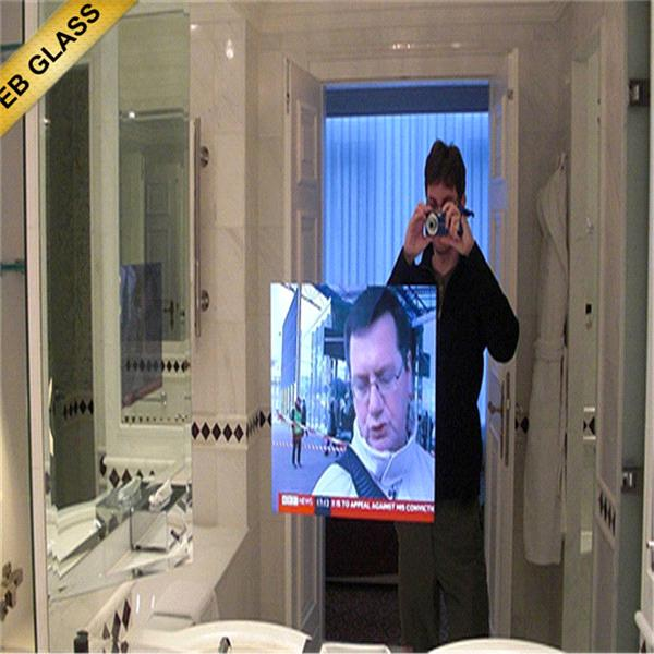 Magic Mirror Tv Glass Screen