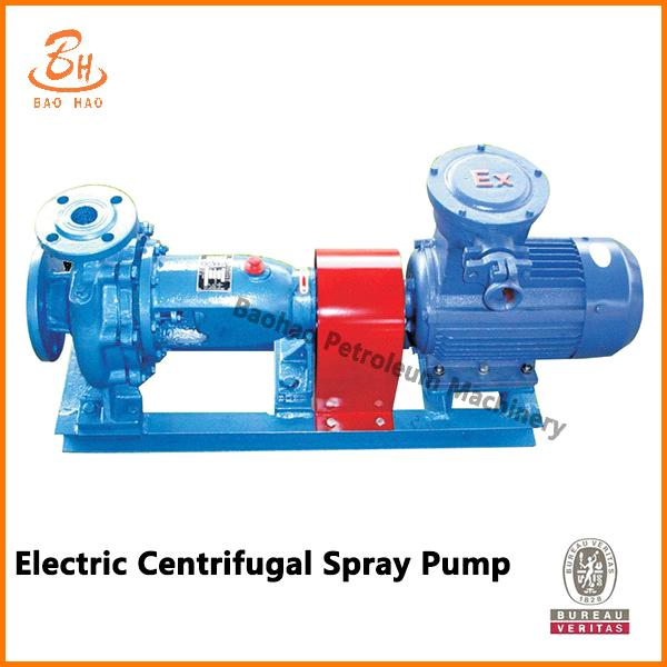Pressured Centrifugal Impeller Pump Of API Mud Pump Module For Oil Well Drilling