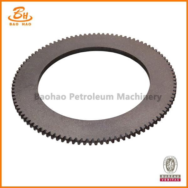 Push-type Clutch Disc Friction Plates
