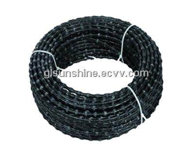Reinforced Concrete Wall Cutting Diamond Wire Saw purchasing ...