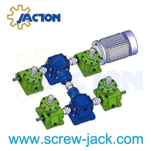 Screw Jack and Linear Actuator Systems suppliers and manufacturers