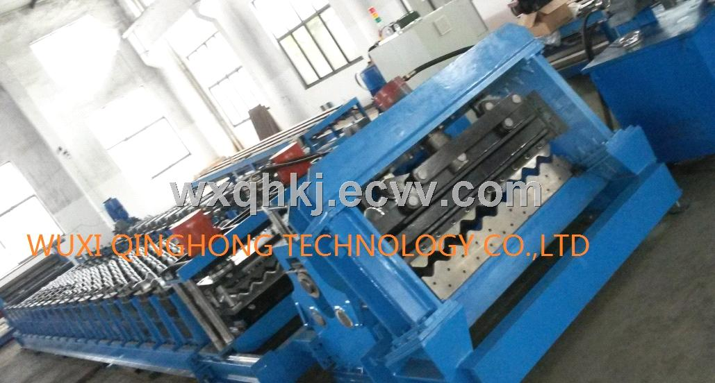 Steel SILO Roll FORMING LINE