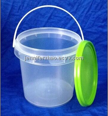 Supplier For Transparent Food Grade Bucket Toy Packaging Bucket